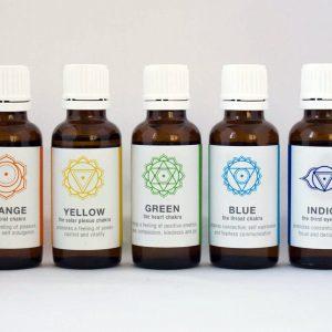 chakra-oils